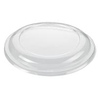Clear PET plastic dome lid  Ø170mm