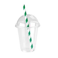 Clear PET plastic cup 200ml Ø74mm  H85mm