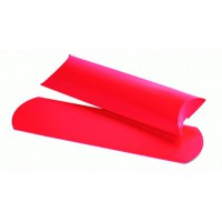 Red cutlery bag  267x85mm