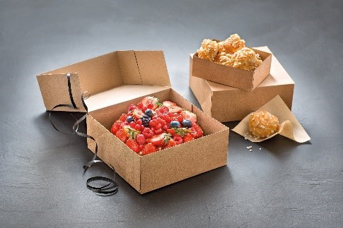 Enhance your pastries thanks to food packaging